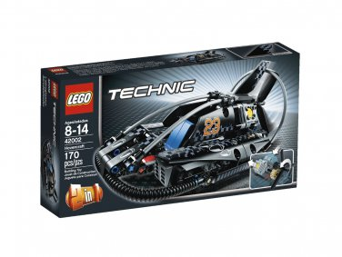 +NEW+ LEGO Technic 42002 Hovercraft +FREE SHIP+