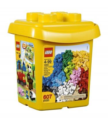 +NEW+ LEGO Bricks & More 10662 Creative Bucket +FREE SHIPPING+