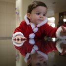 Le Top Christmas Holiday Outfit - Boy or Girl Size 9 months