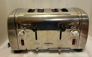 Villaware Disney Mickey Mouse 4 slice Toaster