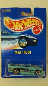 Hot Wheels 89 MINI TRUCK