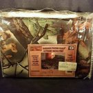 Trail Crest Twin Camouflage 4 Piece Linen Set Twin
