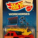 Hot Wheels WORKHORSES FLAME STOPPER