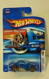 Hot Wheels Faster Than Ever HORSEPLAY..b