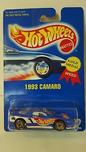Hot Wheels 1993 CAMARO 262