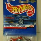 Hot Wheels 2000 1ST ED. BLAST LANE