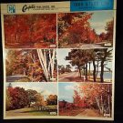 VINTAGE SALESMAN SAMPLE SHEET POSTCARDS...ROADWAYS