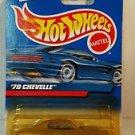 Hotwheels 2000 107 70 CHEVELLE