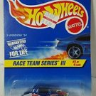 Hot Wheels RACE TEAM SERIES III 3 WINDOW 34