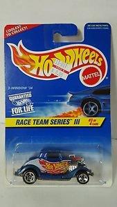 Hot Wheels RACE TEAM SERIES III 3 WINDOW 34
