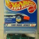 Hot Wheels 1995 MODEL SERIES DODGE RAM 1500