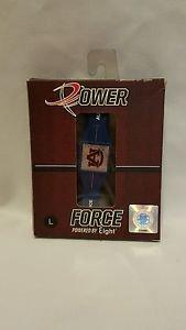 Auburn Tigers Power Force Wrist Band Bracelet sz Large