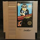 NES HOGAN'S ALLEY NES NINTENDO ENTERTAINMENT SYSTEM