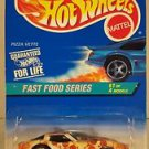 Hot Wheels FAST FOOD SERIES PIZZA VETTE