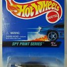 Hot Wheels SPY PRINT SERIES ALIEN