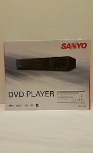 Sanyo FWDP105F DVD / CD Player with Remote NIB-