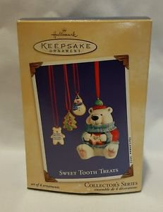 Hallmark Keepsake Ornament SWEET TOOTH TREATS jp