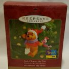 Hallmark Keepsake Ornament POOH CHOOSES THE TREE jp