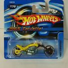 Hot Wheels 05 170 error, BLASTLANE ON 1965 CORVETTE CARD ERROR