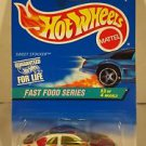 Hot Wheels FAST FOOD SERIES SWEET STOCKER
