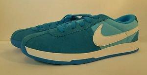 Nike Womens Lunar Bruin Golf Shoes Blue Lagoo/White Clearwater 704425 NEW