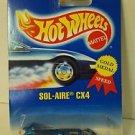 Hot Wheels SOL-AIRE CX4