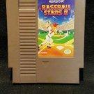 NES BASEBALL STARS II NES NINTENDO ENTERTAINMENT SYSTEM