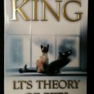 IT'S Theory of Pets Stephen King Live Reading 1 tape cassette 2001 audiobook