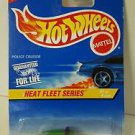 Hot Wheels HEAT FLEET SERIES POLICE CRUISER