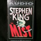 The Mist : In 3-D Sound by Stephen King (1986, Cassette, Abridged)
