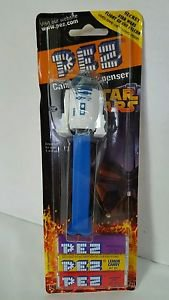 STAR WARS PEZ R2-D2