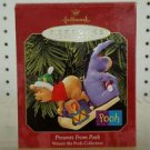 HALLMARK 1999 Pooh Christmas Ornament Presents From Pooh jp