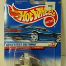 Hot Wheels 99 1ST ED TEE'D OFF