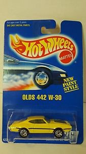 Hot Wheels 267 OLDS 442 W30