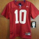 Alabama Crimson Tide Football Nike Jersey Toddler 4T #10