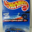 Hot Wheels DEALERS CHOICE SERIES SILHOUETTE II