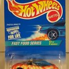 Hot Wheels FAST FOOD SERIES PASTA PIPES