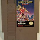 DOUBLE DRAGON II NES NINTENDO ENTERTAINMENT SYSTEM