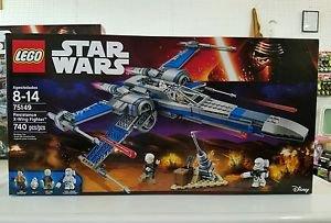 LEGO 75149 Star Wars Resistance X-wing Fighter NIB