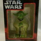 "STAR WARS ""YODA"" 2006 HOLIDAY CHRISTMAS ORNAMENT --- KURT S. ADLER --- N.I.B..jp"