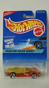 Hot Wheels PHANTOM RACER SERIES ROAD ROCKET