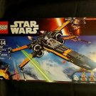 LEGO 75102 Star Wars Force Awakens Poe's X-Wing Fighter NEW
