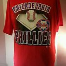 PHILADELPHIA PHILLIES BASEBALL TEAM VINTAGE 1994  MLB SCREENED T-SHIRT XLG