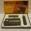 Vintage 1974  Kodak Tele-Instamatic 608 Camera in Orig. Box