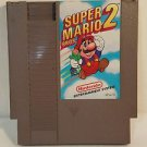 SUPER MARIO BROS 2 NES NINTENDO ENTERTAINMENT SYSTEM