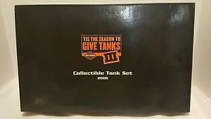 Harley Davidson 2006 Collectible Tank Set With Glass Display Box, Dothan, AL