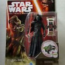 Star Wars The Force Awakens Hasbro 3 3/4 Kylo Ren Figure