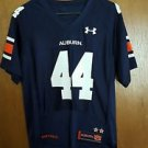Auburn Tigers Under Armour #44 Logo Nylon Mesh Jersey  Sz Youth Small