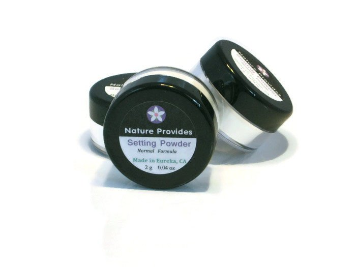 Setting Powder- Helps Absorb Sweat, Set Colors, Increase Wear of Our Face Paints
