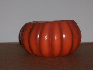Orange Pumpkin Bowl